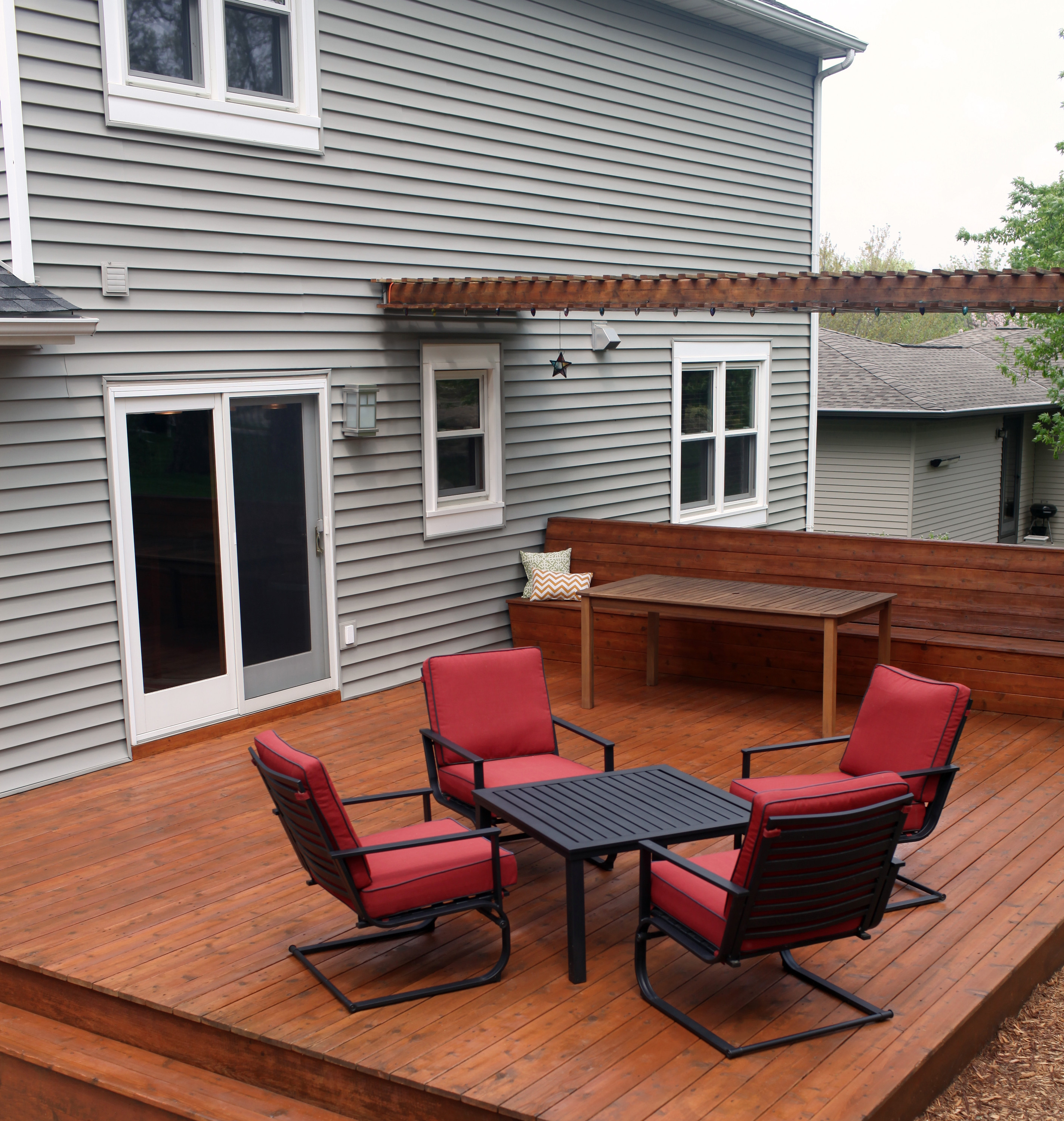Decks, Porches & Pergolas